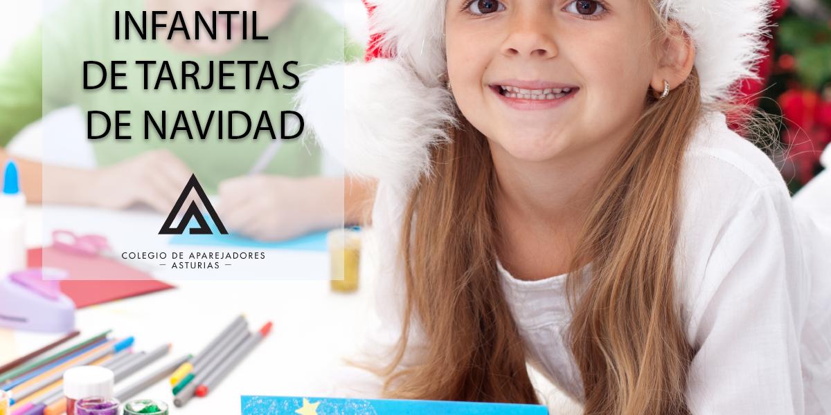 Primer Concurso Infantil de Tarjetas de Navidad