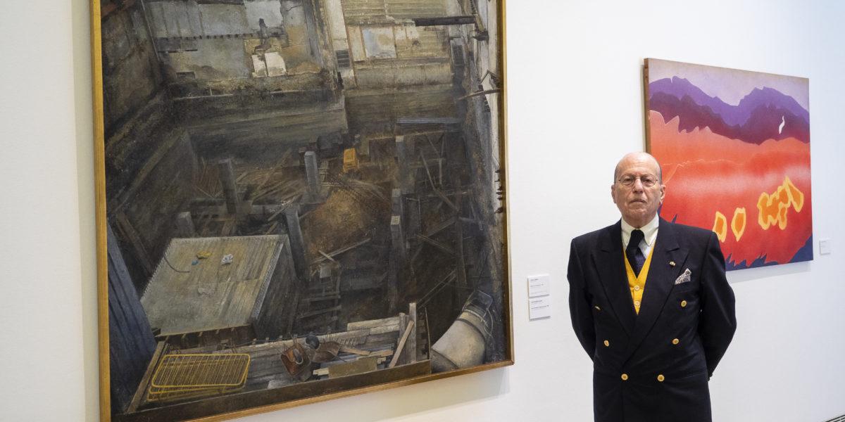 El Colegio se incorpora como socio benefactor a la Asociación de Amigos del Museo de Bellas Artes